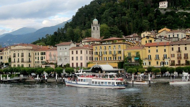 Dolce Vita in Italy on Lake Como