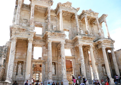 ephesus ancient roman site