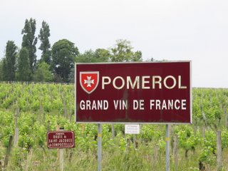 Spectacular wines of Pomerol and St Emilion