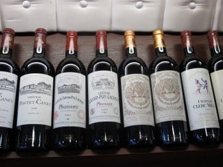 Bordeaux wine bonanza