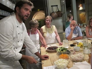 French cooking class and Provence tour