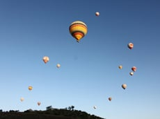 Ballooning in Turkey