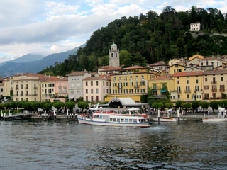 Beautiful Bellagio Italy tour