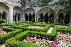 Cistercian abbeys and hidden tranquil cloisters