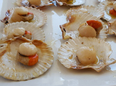 Stunning fresh seafood enjoyed in fine dining restaurants