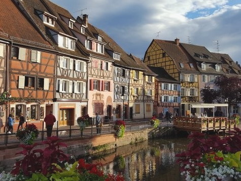 Spectacular gourmet tour of eastern France from Lyon to Alcase with fabulous food and wines