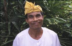 The face of Bali - genuine and welcoming