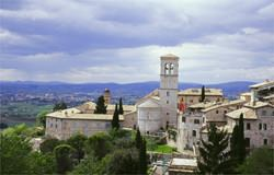 Gorgious hilltop village in Umbria