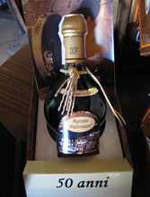 True balsamic vinegar from Modena