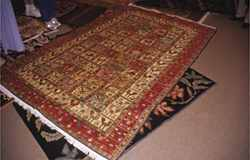 Finest handmade Turkish carpets