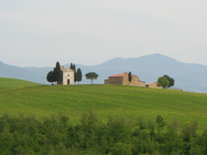Iconic Tuscany photos abound